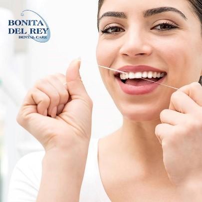 Waterpik or dental floss?