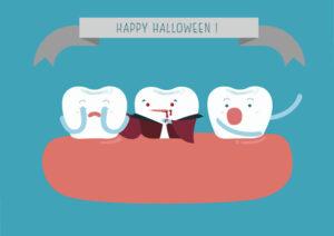 Hallo Halloween of dental